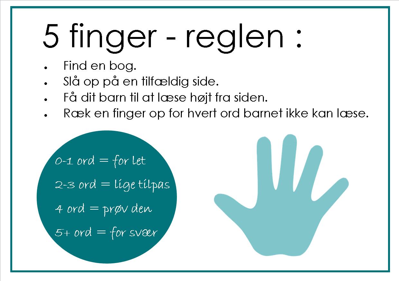5-finger-reglen
