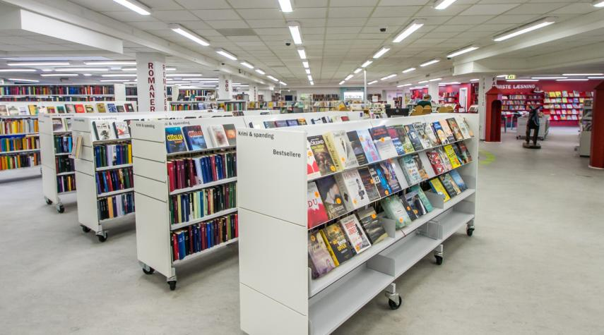 Fredensborg Bibliotek Fredensborg Bibliotekerne
