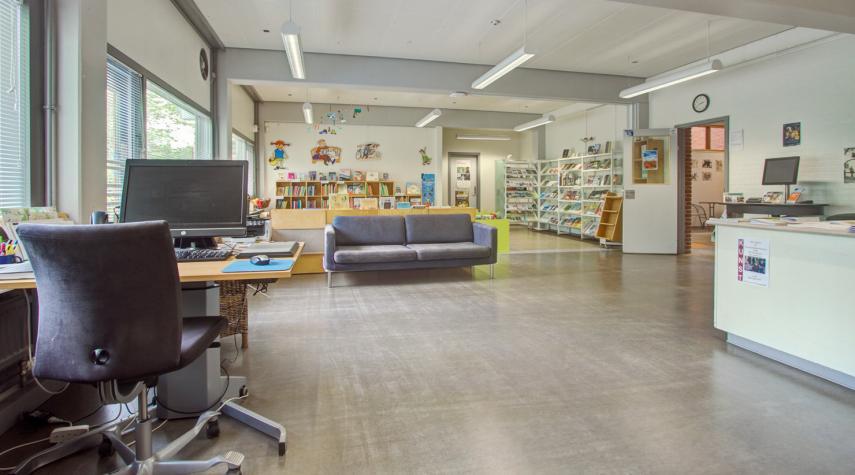 Kokkedal Cafébibliotek