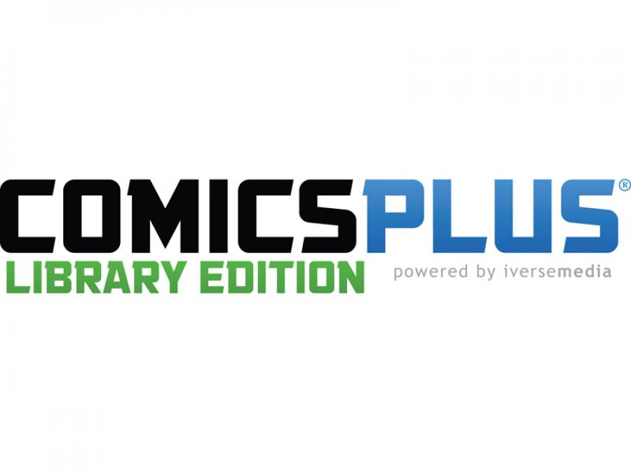 Logo: Comics Plus