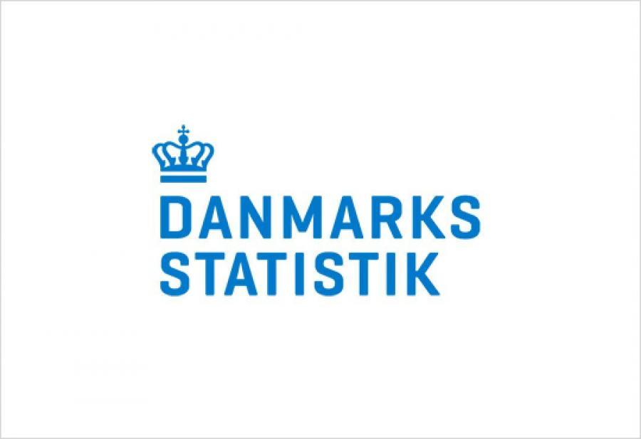 Logo: Danmarks Statistik