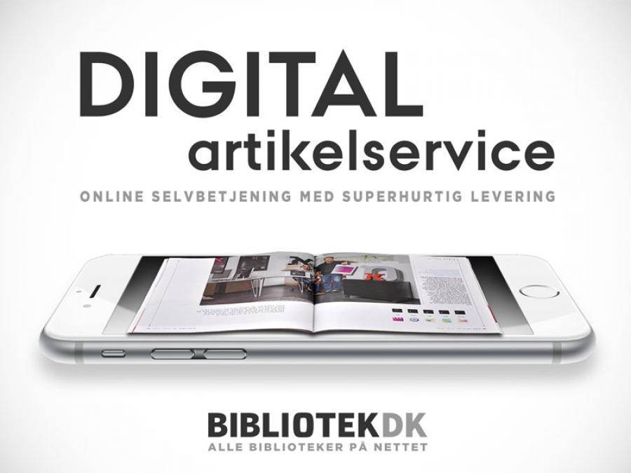Logo: Digital artikelservice