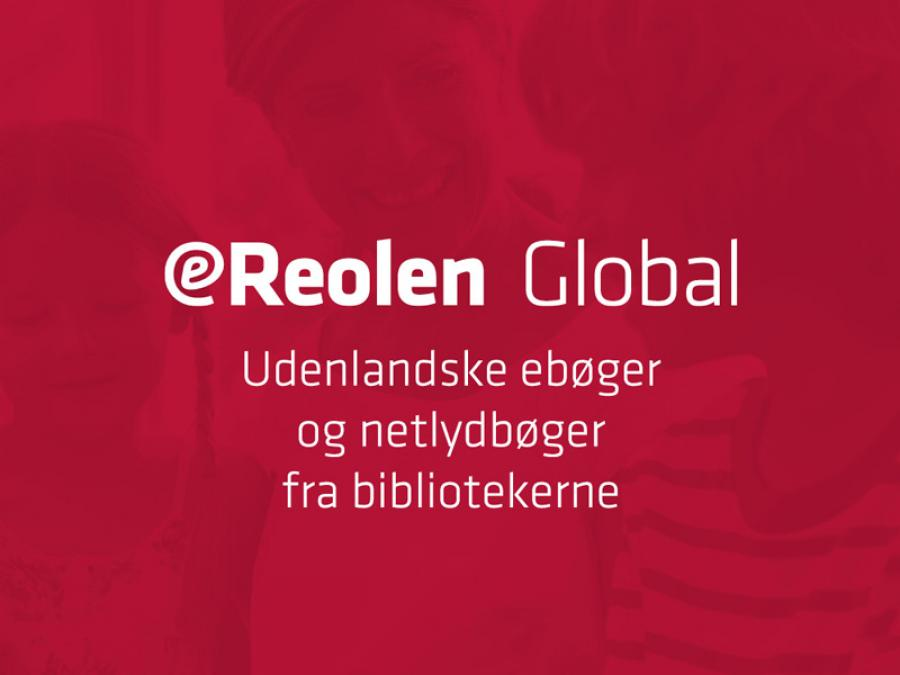 Logo: eReolen Global