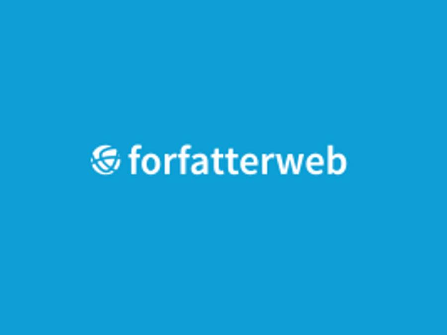 Logo: Forfatterweb