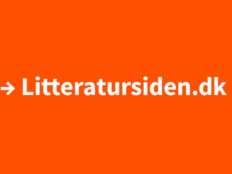 Logo: Litteratursiden