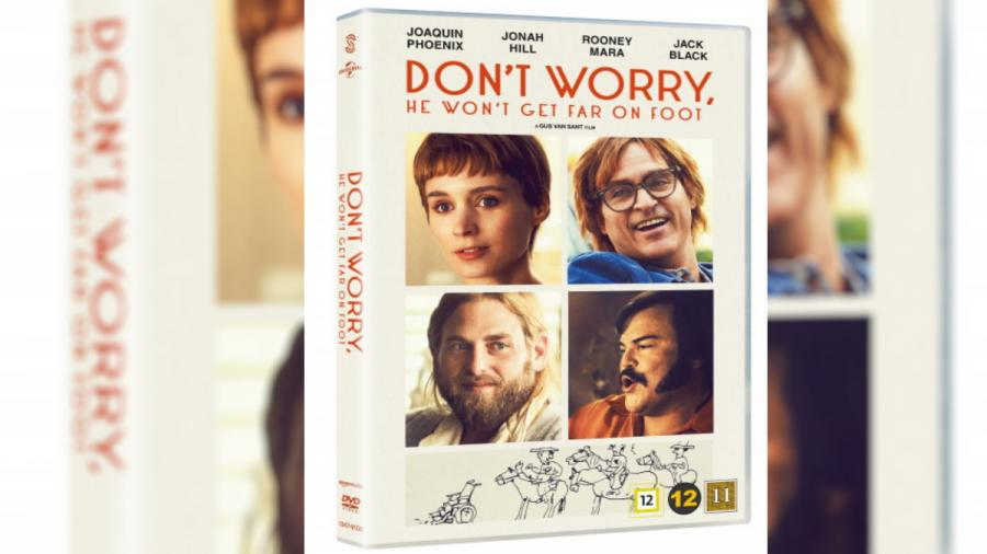 Forside: Don´t worry