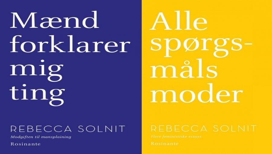 Forside: Rebecca Solnit