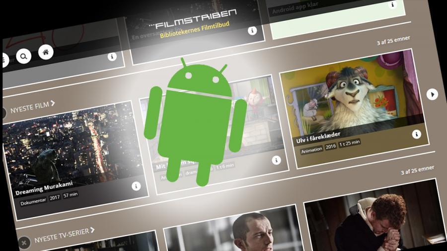 Android til Filmstriben