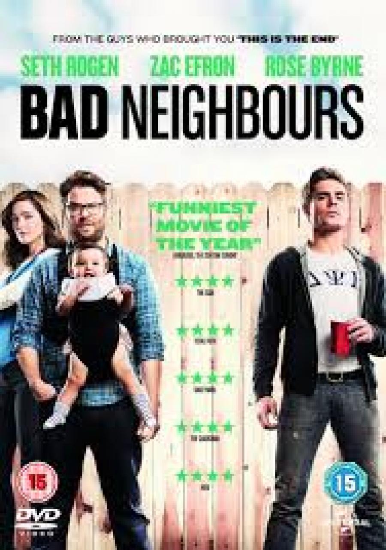 Forside:.Bad Neighbours