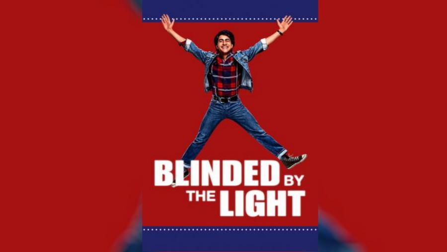 Forside: Blinded by the Light