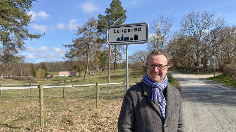 Rasmus Bregnhøis barndomsland