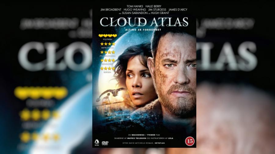 Forside: Cloud Atlas