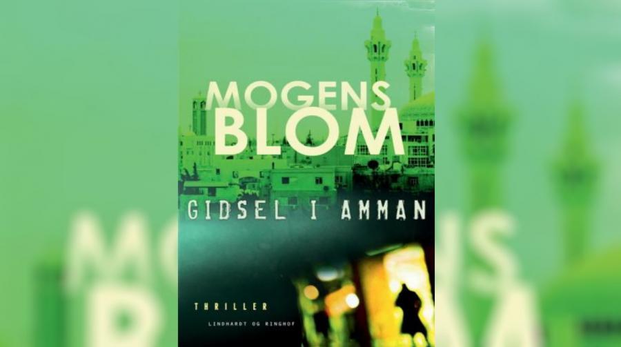 Forside: Gidsel i Amman