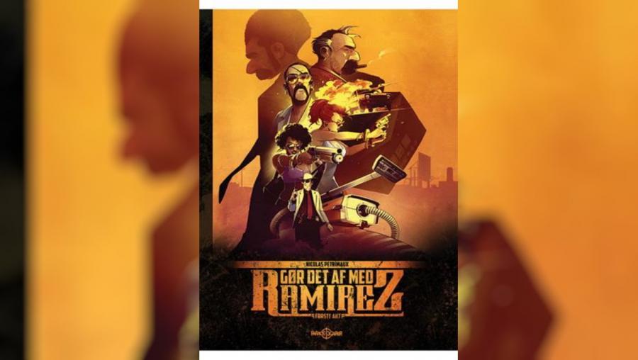 Forside: Gør det af med Ramirez
