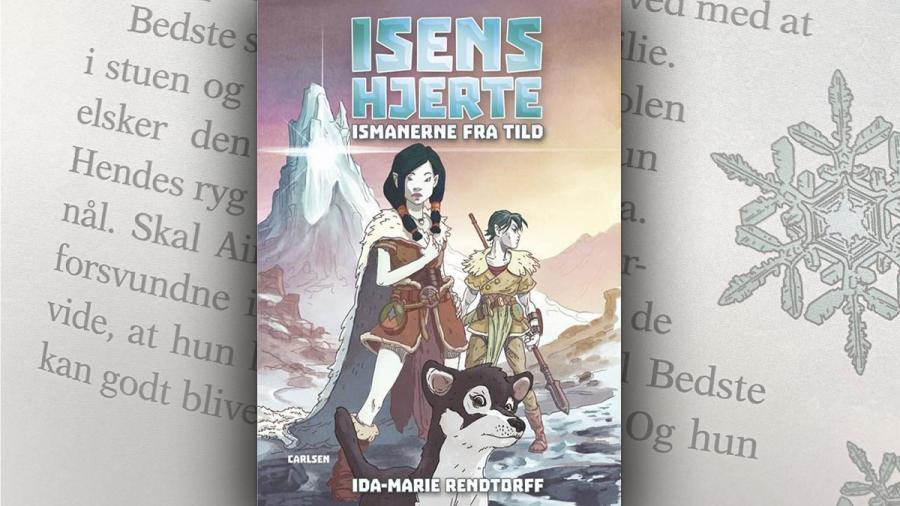 Foto: Isens hjerte af Ida-Marie Rendtorff