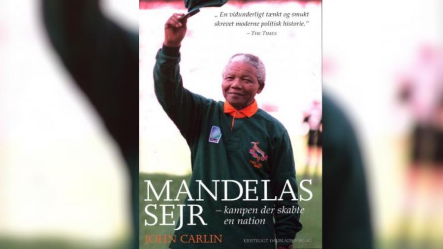 Forside: Mandelas sejr