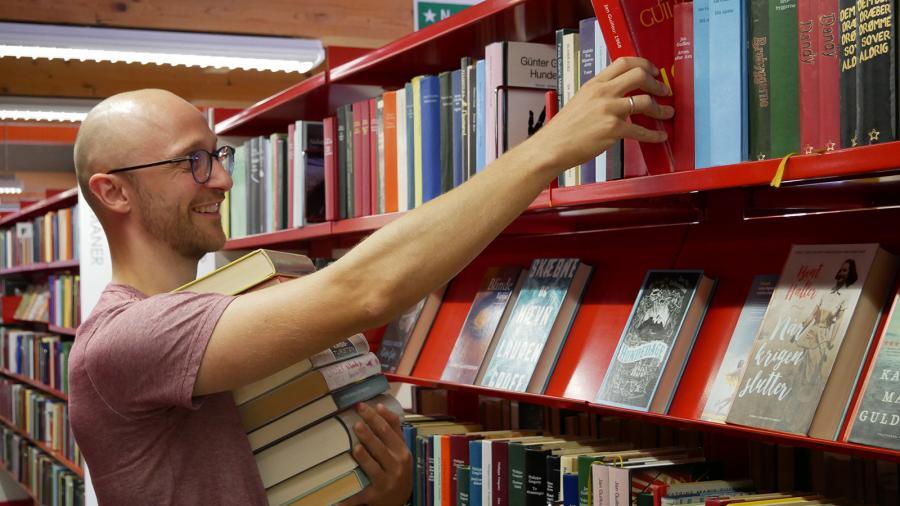 Foto:Fredensborg Bibliotekerne fejrer Læsningens Dag