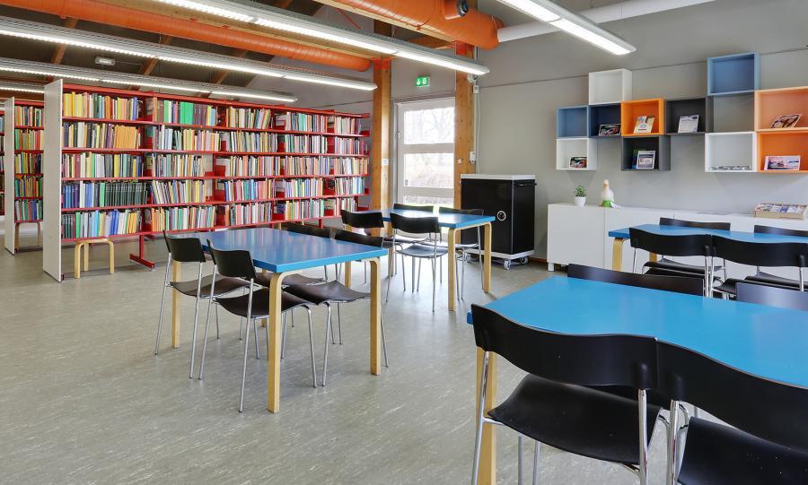 Foto: Nivås lektiecafé kører videre på ottende år