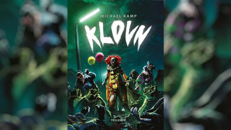 Forside: Klovn