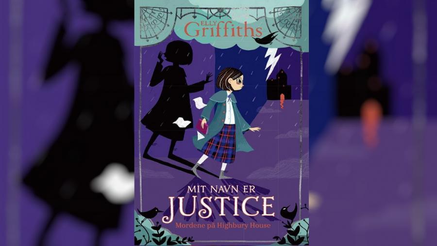 Forside: Mit navn er Justice