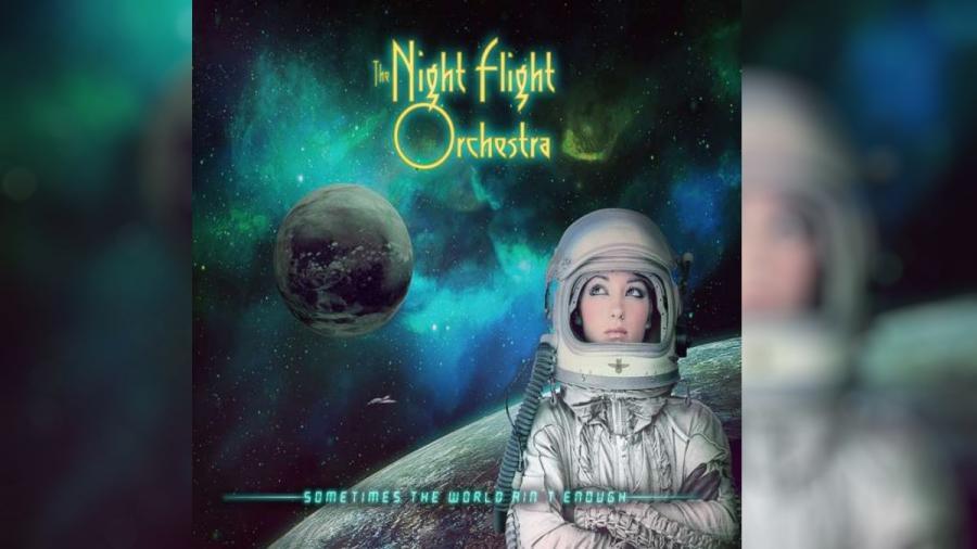 Forside: The night flight orchestra