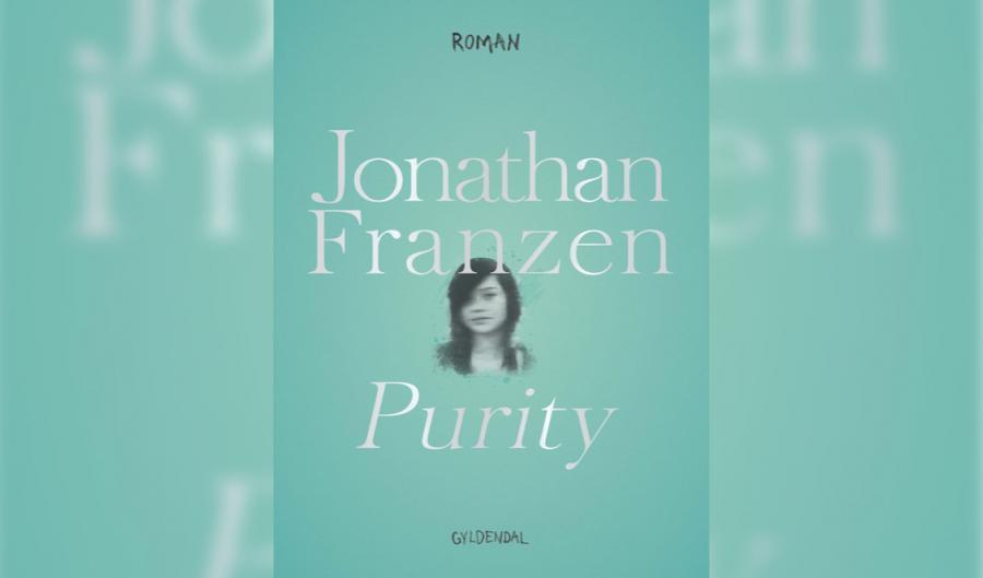 Bogforside: Purity af Jonathan Franzen