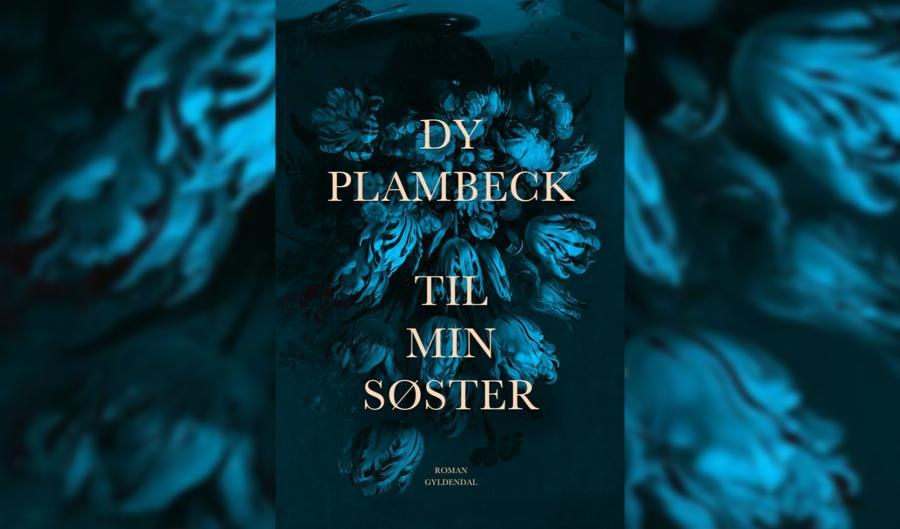 Bogforside: Til min søster af Dy Plambeck