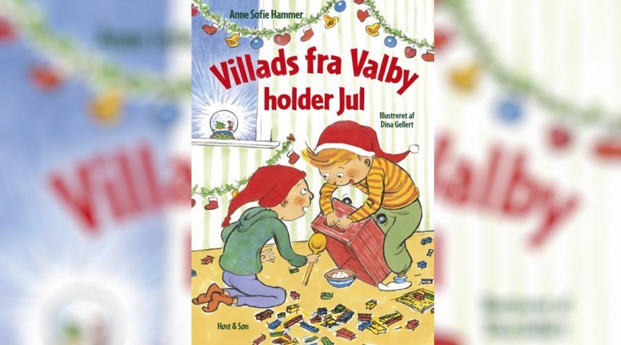 Forside: Villads fra Valby holder jul