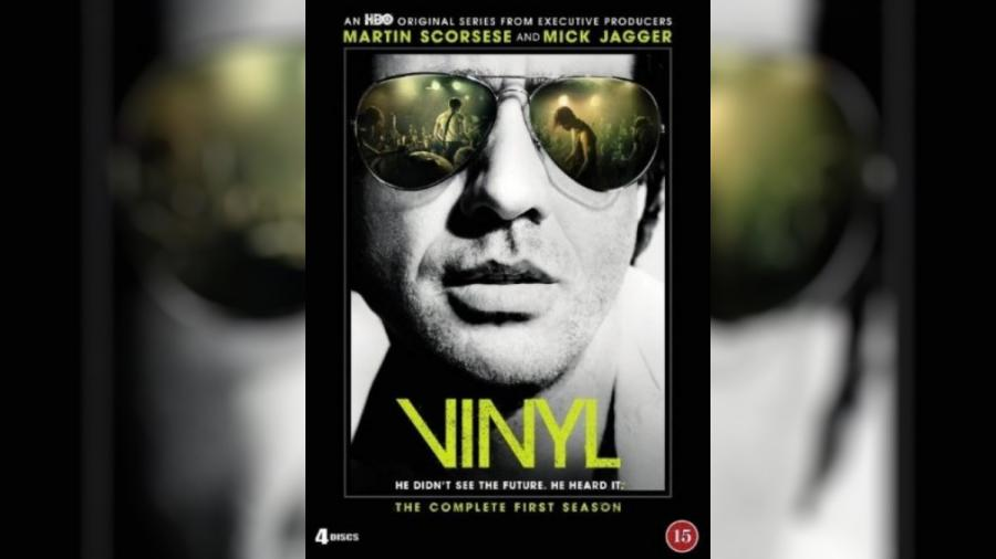 Forside: Vinyl