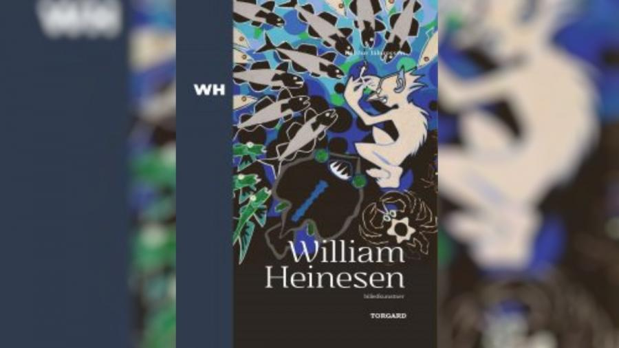 Forside: William Heinesen